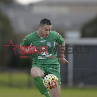 FFVTRUMAR: Truganina Hornets Vs Maribyrnong Greens - June 25, 2016 - Picture Damian Visentini