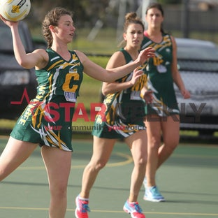 GDFL netball: Werribee Centrals vs Geelong West - Photos by Damjan Janevski