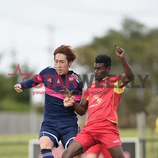 FFV, Hoppers Crossing vs Sporting Whittlesea - FFV, Hoppers Crossing vs Sporting Whittlesea. Picture Shawn Smits