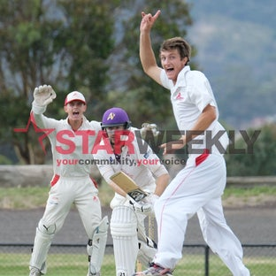 VSDCA north-west Melton vs Altona - VSDCA north-west Melton vs Altona. Pictures Mark Wilson