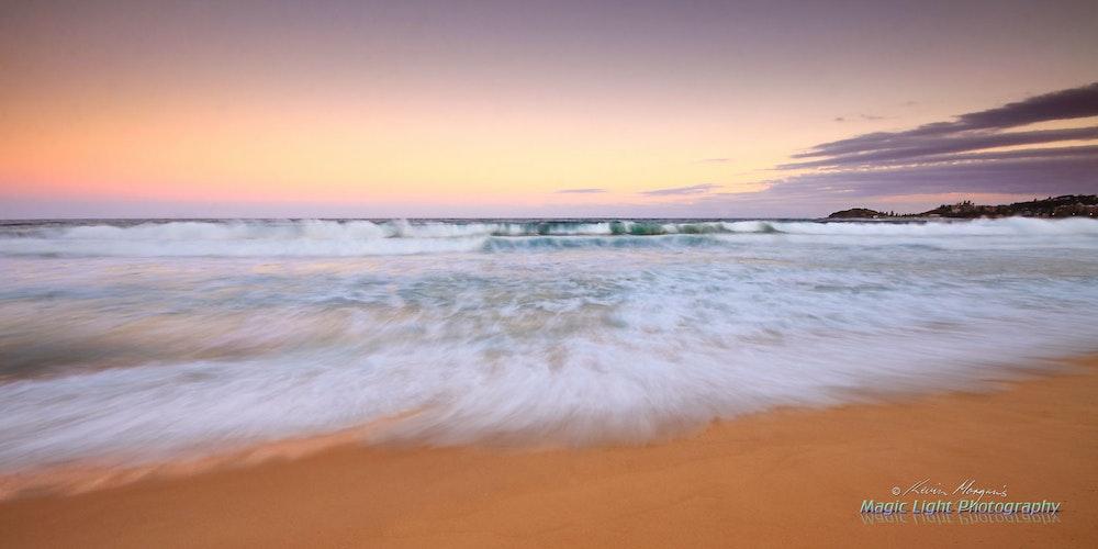 Wamberal Beach Sunset 14 Oct 2013 IMG_0090 1680 Panorama