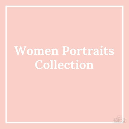 Women Portraits Colelction
