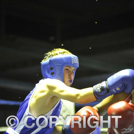 160423 Lights Out Boxing, Barcaldine