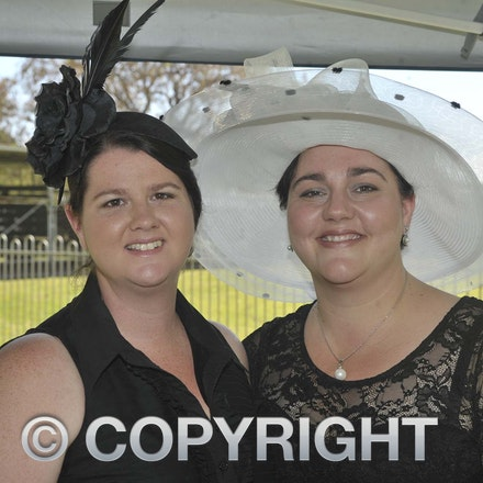 161029_SR20871 - At the Barcaldine Races, Saturday October 29, 2016.