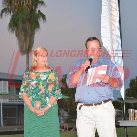 170126_DSC_7886 - mayor Rob Chandler and Australia Day Ambassador Jenny Woodward.