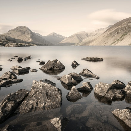 Wastwater rocks