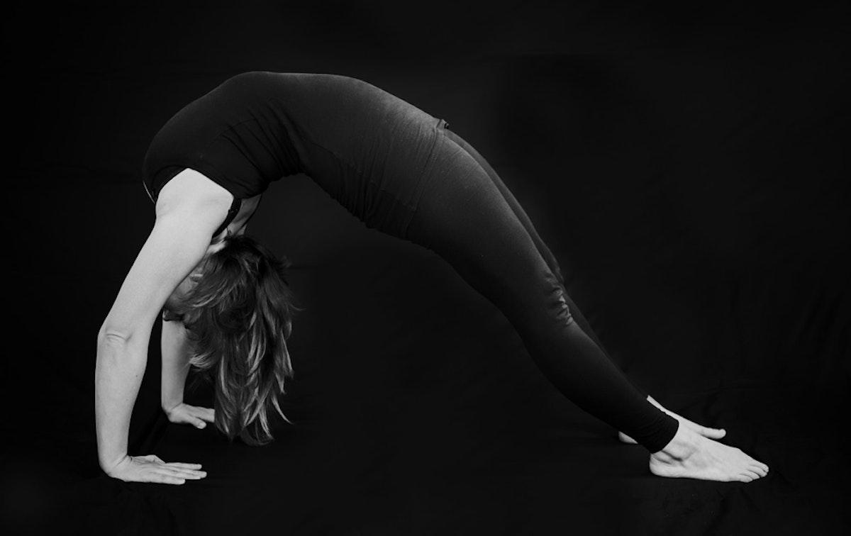 Yoga - wheel