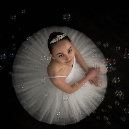 Bubbles dance
