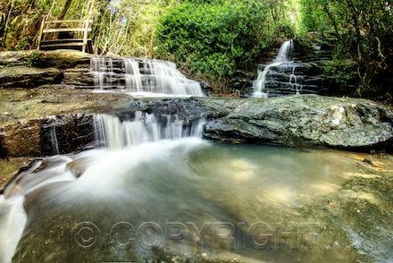 Many falls 2 - Waterfalls in Buderim, Sunshine Coast Queensland